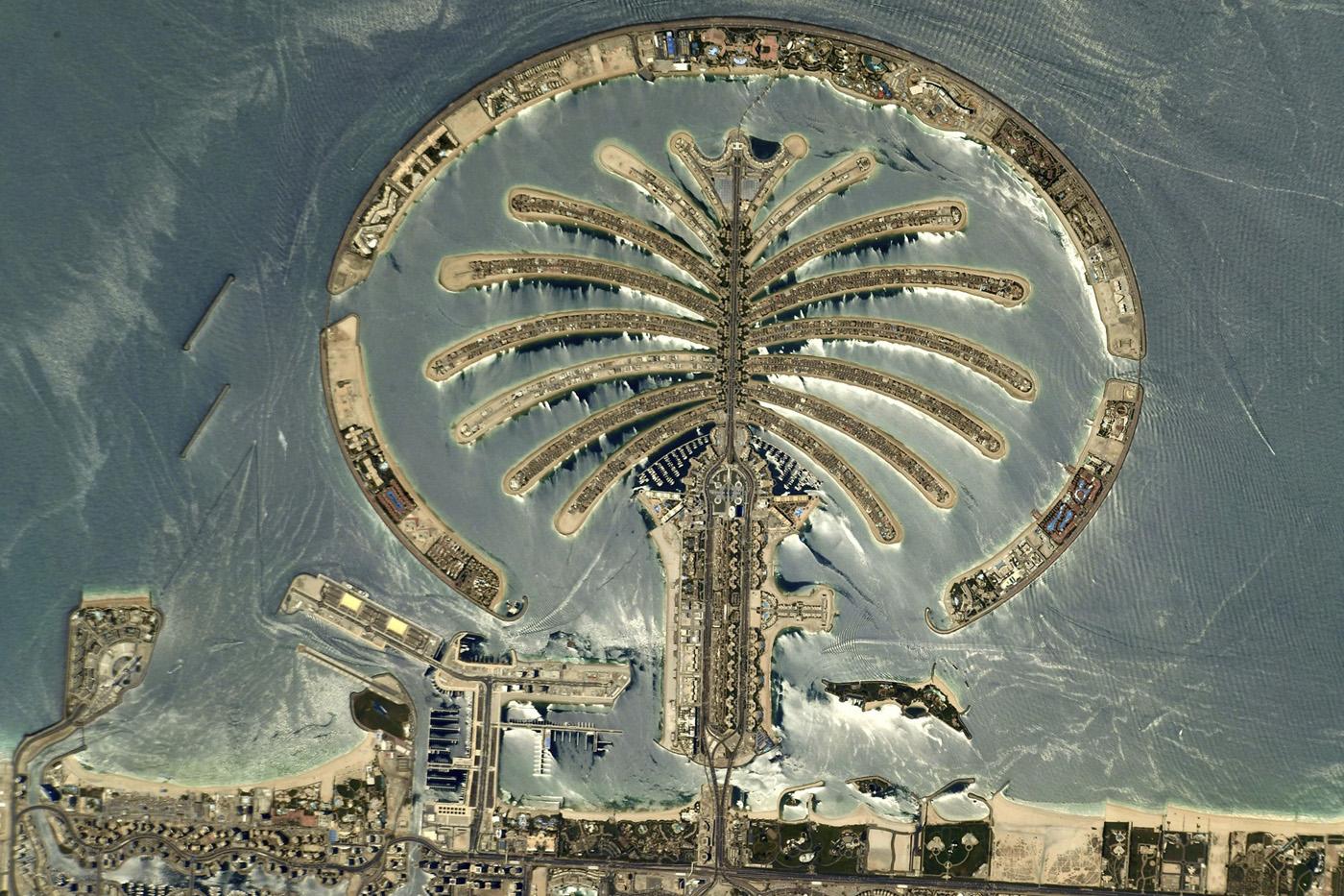 Dubaï © Thomas Pesquet