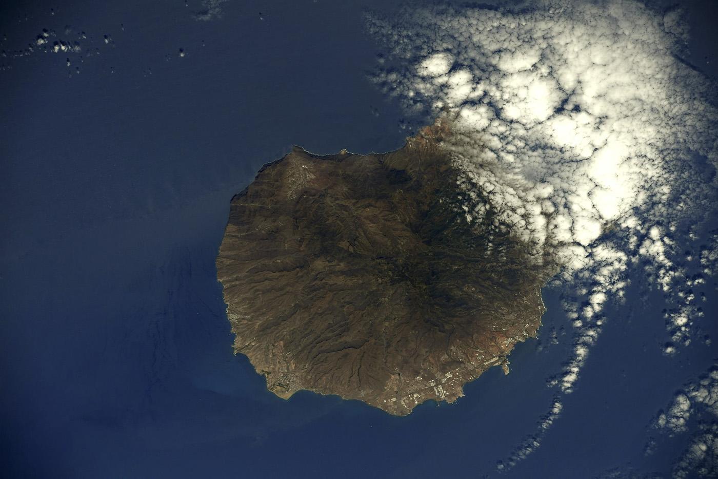 Tenerife © Thomas Pesquet