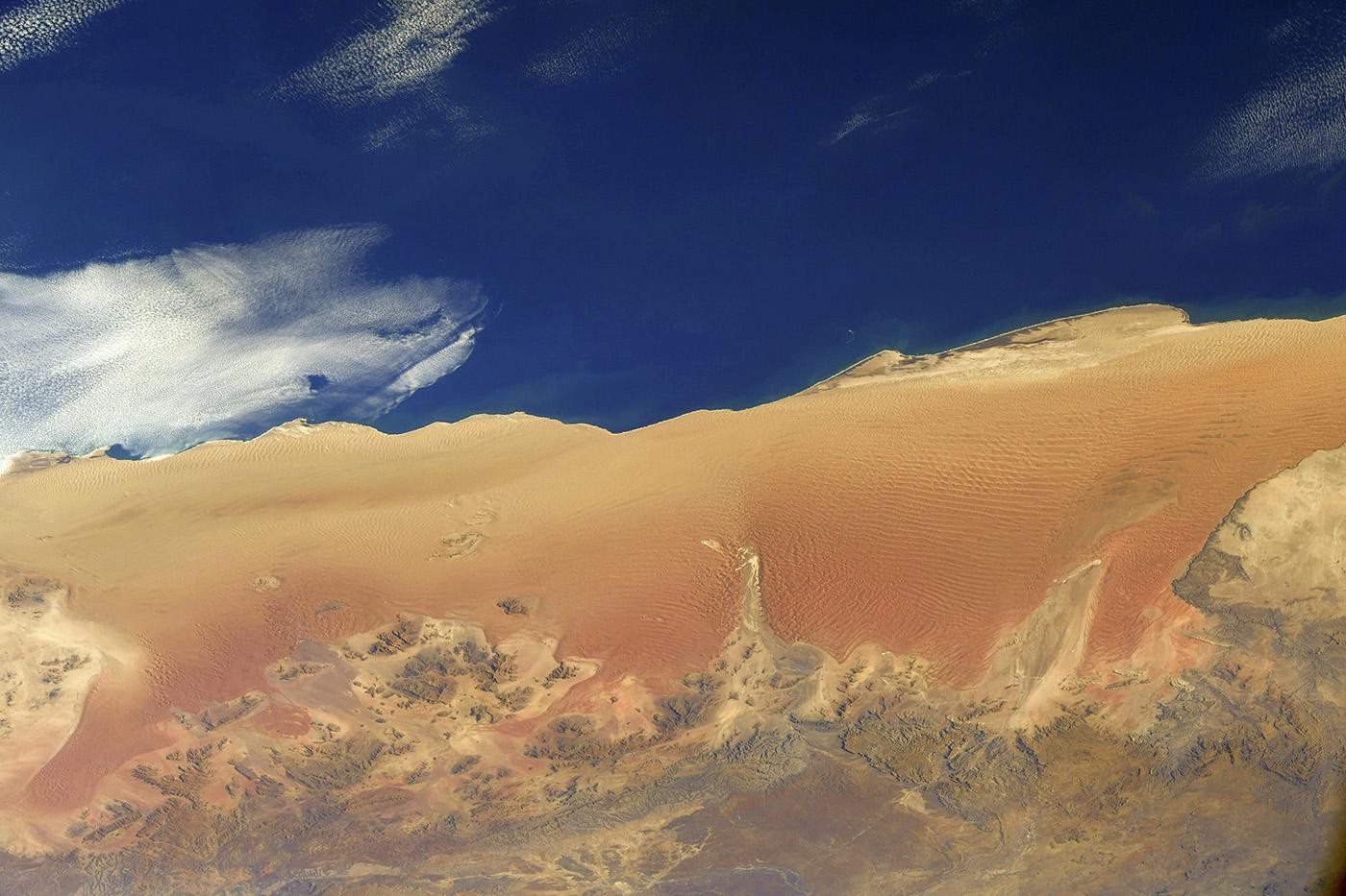 Namibie © Thomas Pesquet